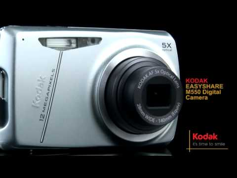 Kodak Easyshare M550 Digital Camera