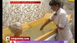 Серед карпатських лісів розташована українська здравниця – Моршин