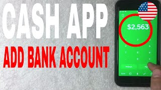 ✅  How To Add Bank Account To Cash App Update 🔴