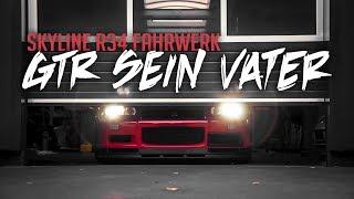 Download Youtube: JP Performance - GTR sein Vater ! | Nissan Skyline R34 Fahrwerk