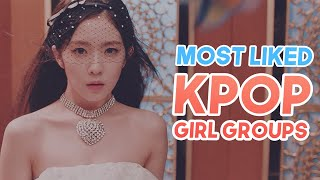 top 50 | MOST LIKED KPOP GIRL GROUPS MUSIC VIDEOS OF ALL TIME
