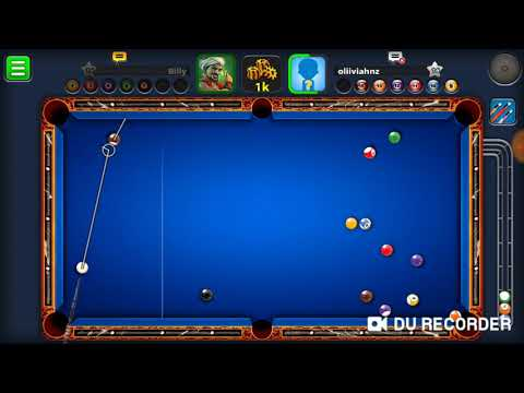 8 ball 8-Ball pool lucky shot