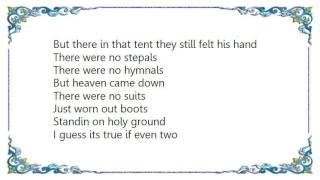 Joey + Rory - Where Jesus Is Lyrics