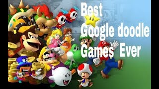 The 5 best Google Doodle games ever - Download this Video in MP3, M4A, WEBM, MP4, 3GP