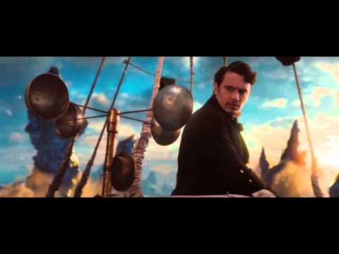 Le Monde Fantastique d'Oz (2013) - Bande Annonce - Trailer VF