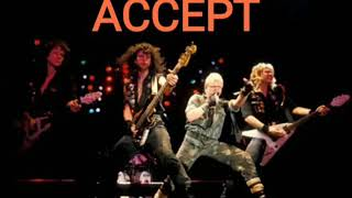 """ACCEPT - """"Fight it Back"""". [1983]"""