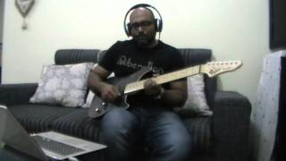 Khamoshiyan Guitar Cover - saabmugen