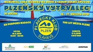 🏊 Plzeňský vytrvalec 2018 - pátek