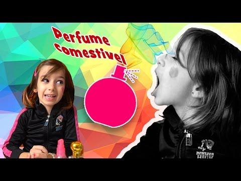 Perfume Comestível