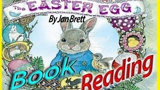 Easter Egg By Jan Brett Book Reading
