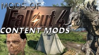 9 Empfehlenswerte Content Mods für Fallout 4 PS4
