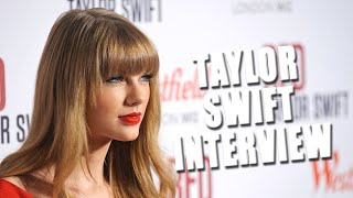 Taylor Swift's Exclusive Interview With Taste of Country