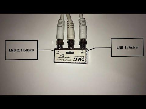 DiSEqC Schalter einfach erklärt