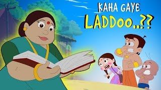 Chhota Bheem   Kaha Gaye Laddoo.. ?? | Full Video