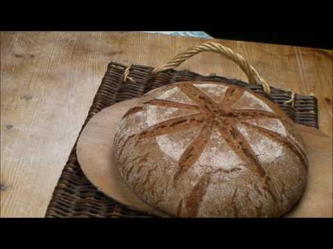 Le pain d'épeautre au levain(2) avec Henri Granier et opain.com