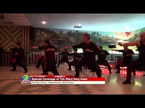 3HMONGTV NEWS: Kabyeej Vaj Reports on Tub Ntsuj Hauj Keeb, Hmong United Martial Arts Federation