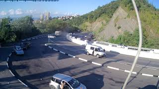 ДТП sochi camera #116 Мамайка перевал 1 20170902 071200