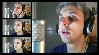 How to Sing Here There and Everywhere Vocal Harmony Beatles Tutorial Harmonies
