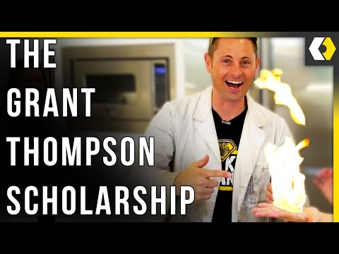 The Grant Thompson Outward Bound Scholarship (and Fire Bubbles!)