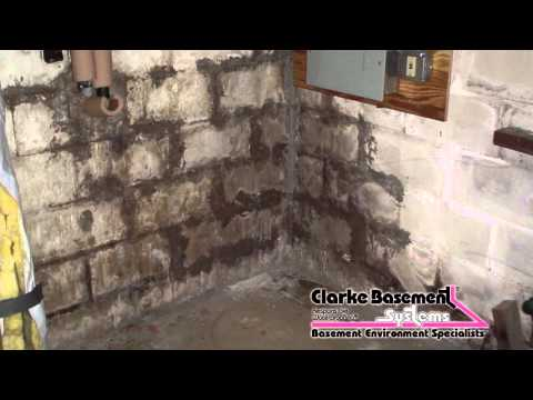 Clarke Basement Systems was recently featured on the local news while helping an Etobicoke, ON homeowner fix his flood-prone basement.