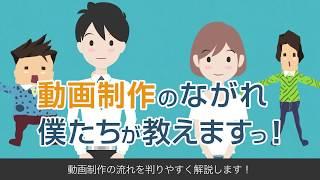 【声の出演】動画制作サービス説明動画
