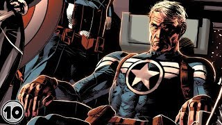 Top 10 Oldest Avengers