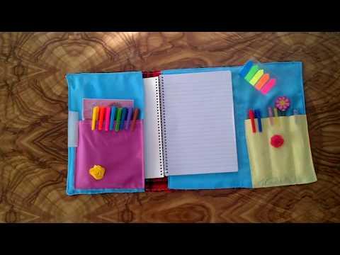 Kuletë e bërë nga duart e mia. Rikthehemi në shkollë. ILVA crafts.