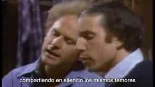 simon and garfunkel ( old friends-bookends) subtitulado