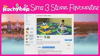 My Sims 3 Store Favourites Sims Saturday Rachybop (5 39 MB