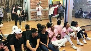 Cardi B, Bad bunny & J Balvin - I like it / Choreography by Victor Hugo