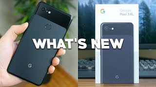 Google Pixel 3 XL Unboxing, Setup and First Impressions