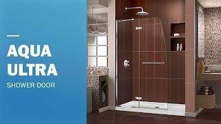 Watch DreamLine Aqua Ultra Shower Door