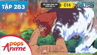 One Piece Tập 283 - Tất Cả Cho Nakama! Robin Trong Bóng Tối - Phim Hoạt Hình Đảo Hải Tặc