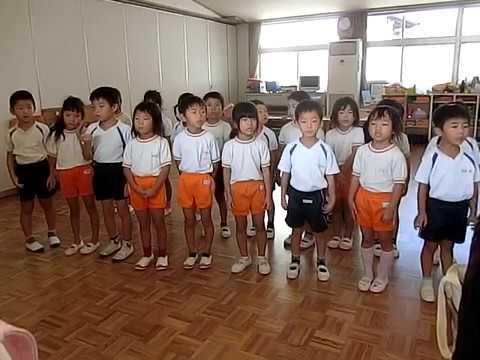 リトミック(5歳児クラス) 2018年9/19 (1)