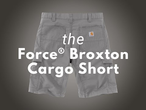 Product Spotlight: Carhartt Force Broxton Cargo Short - 11 Inch