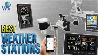 10 Best Weather Stations 2018