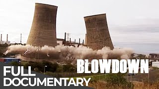 Nuclear Reactor Cooling Towers | Building Demolition | BlowDown | S01 E01| Free Documentary