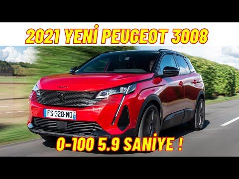 Peugeot 3008 EuroNCap Test Sürüşü ve İnceleme Videoları ...