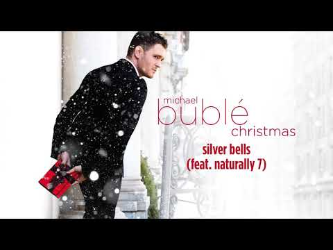 , title : 'Michael Bublé - Silver Bells (ft. Naturally 7) [Official HD]'