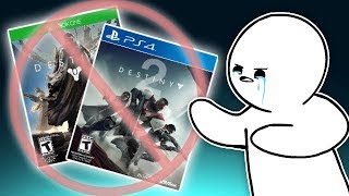 Destiny - A Disappointing Franchise