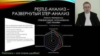 PESTLE-анализ, матрица Shell, матрица жизненного цикла и матрица Шамрая