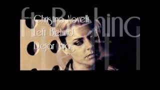 Christina Novelli - Left Behind /Dejar Atras (Español)