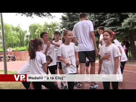 "Medalii ""a la Cluj"""