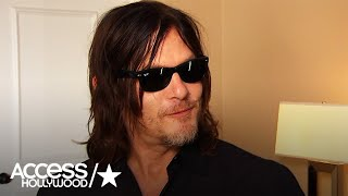 'The Walking Dead's' Norman Reedus Reveals Details From The Goodbye Dinner For Co-Stars
