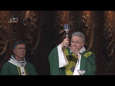 Messe du 14 octobre 2018