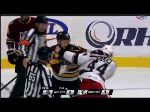 Conor Allen vs. Petteri Lindbohm