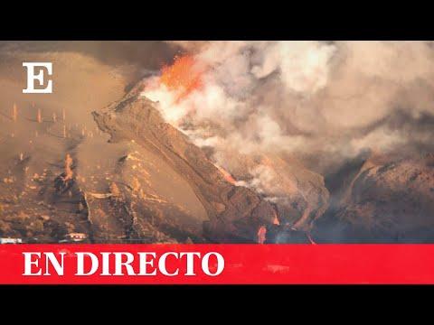 La Palma EN DIRECTO   Sigue la erupción del VOLCÁN de Cumbre Vieja