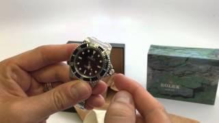 My first Rolex - 1999 Rolex Submariner 14060M No Date Watch Review
