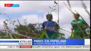 Alex Mutiso atoa ubabe katika mbio za pipeline