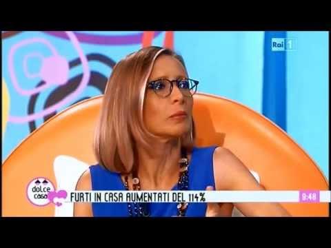 INTERVENTO A UNO MATTINA ESTATE RAI UNO 24 LUGLIO 2014